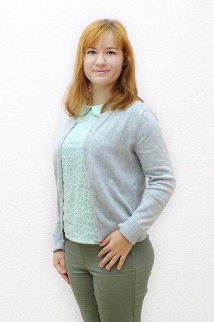 Шамрай Елена Александровна